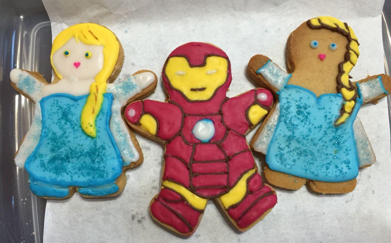 Cookies deco fellowship