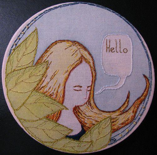 hello critter girl / melissastanley727