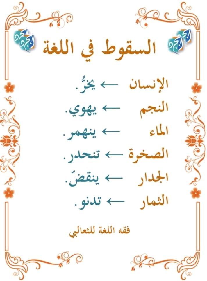 Pin By Ma Lak On لهذا أحب لغتي Learning Arabic Arabic Language Learn Arabic Alphabet