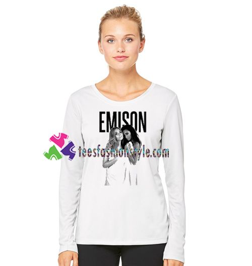 bd9755c34c Emison Pretty Little Liars Sweatshirt Gift sweater adult unisex cool tee  shirts