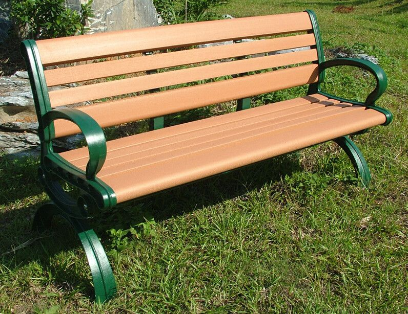 Park Bench Do It Yourself Bench Outdoor Wood Outdoor