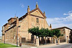 Calahorra - Santuario del Carmen.