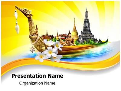 Thailand travel powerpoint template is one of the best powerpoint thailand travel powerpoint template is one of the best powerpoint templates by editabletemplates toneelgroepblik Choice Image