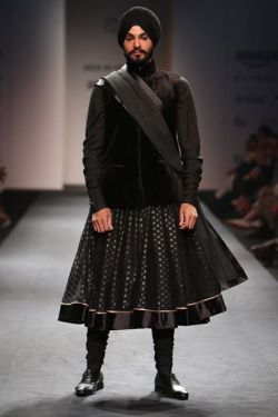 Strandofsilk Gender Neutral Fashion India Fashion Week Menswear