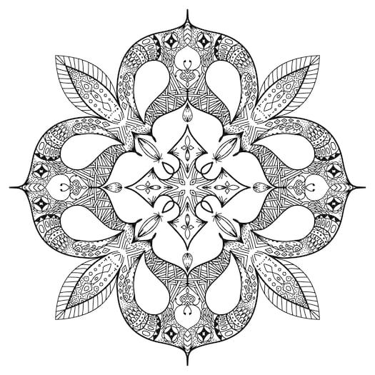 Printable Coloring Sheets - Page 5 | Mandalas | Pinterest | Mandalas