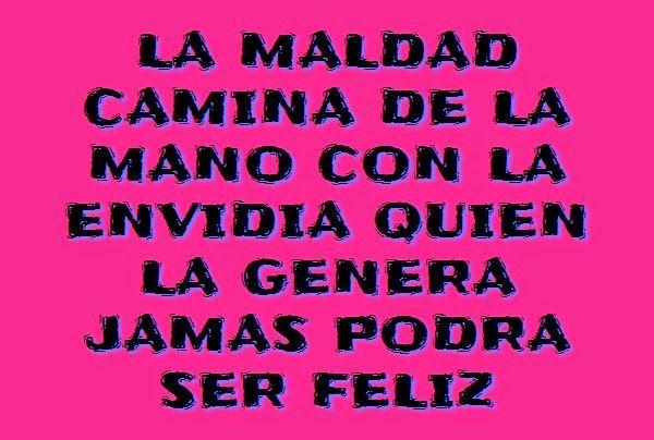 El Blog De La Loles Independiente 2 Frases Sobre La Envidia