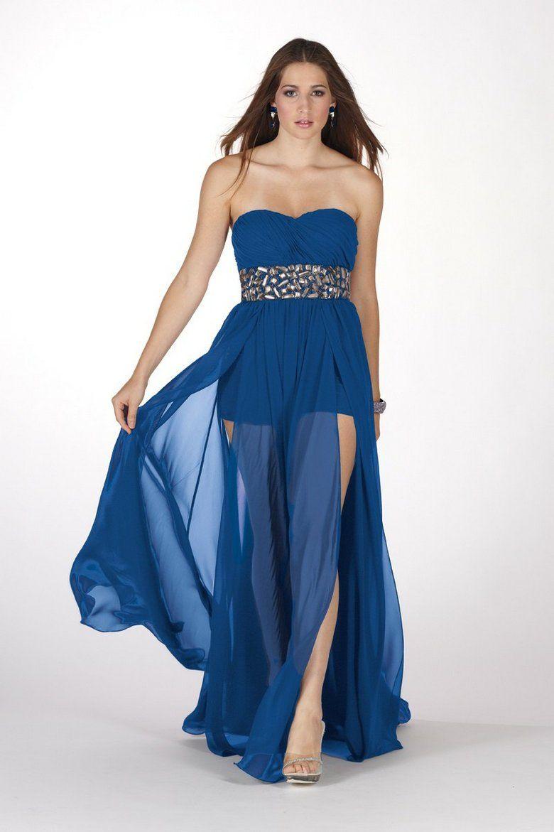 2d3fc784e2 Vestidos de fiesta largos en velo – Vestidos largos