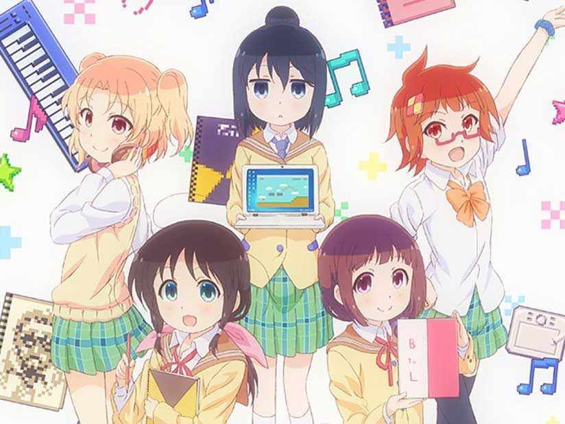 Watch Stella No Mahou Online English Subtitle Full Episodes For Free