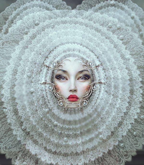 Pioneers of Now by Natalie Shau, via Behance