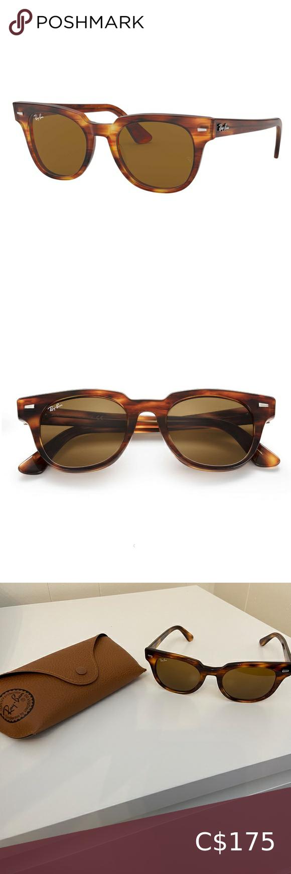 Ray-Bans Meteor Classic Sunglasses