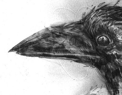 Bekijk dit @Behance-project: \u201cLes 7 corbeaux\u201d https://www.behance.net/gallery/5456721/Les-7-corbeaux