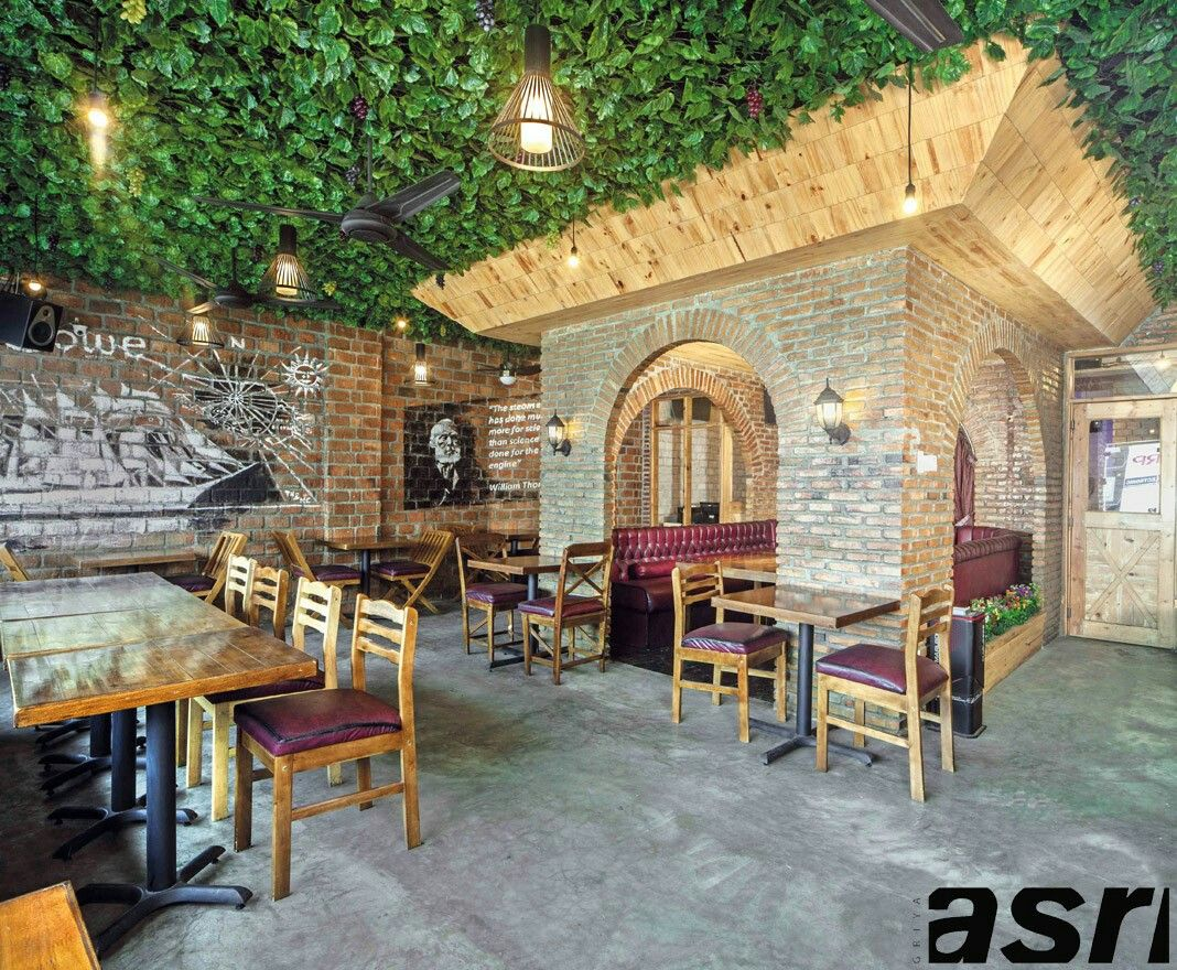 Sowe Cafe Menggabungkan Konsep Desain Tropis Dan Vintage Coffee