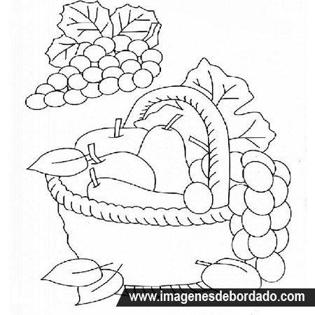 Descarga gratis dibujos de servilletas para bordar y