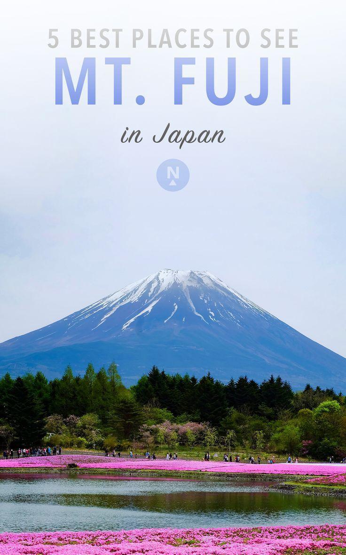 Photo of Die besten Orte, um den majestätischen Berg zu sehen. Fuji i…