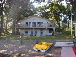 LakePlace.com   Buttonwood Bungalow On Clearwater Lake Sleeps 8+