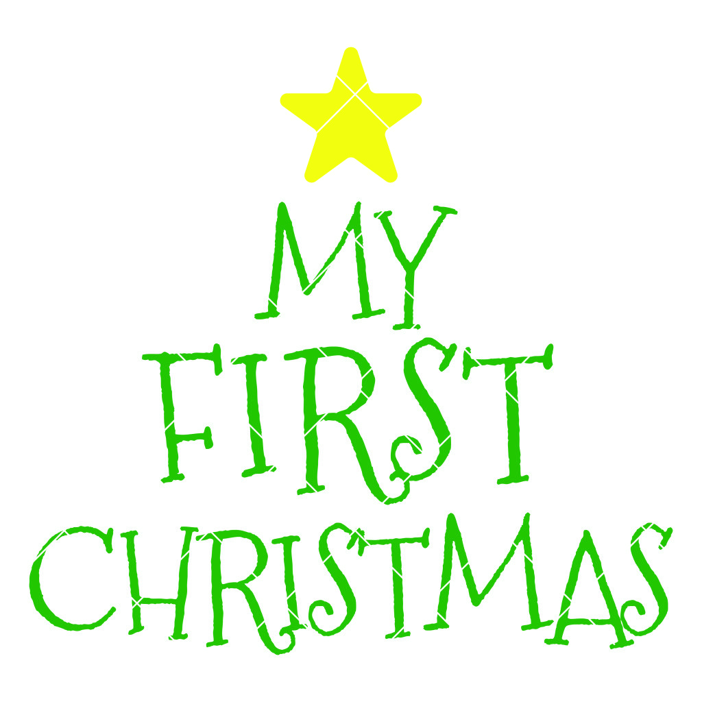 40++ Babys first christmas svg free inspirations