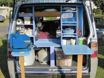 amenager son van recherche google road trip pinterest sons minivan camping and rv campers. Black Bedroom Furniture Sets. Home Design Ideas