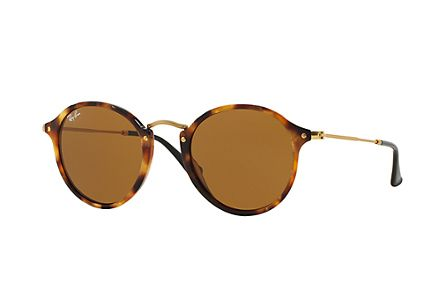 Ray-Ban RB2447 unisex 1 - ROUND FLECK SUN   Official Ray-Ban Online ... b739b4915a