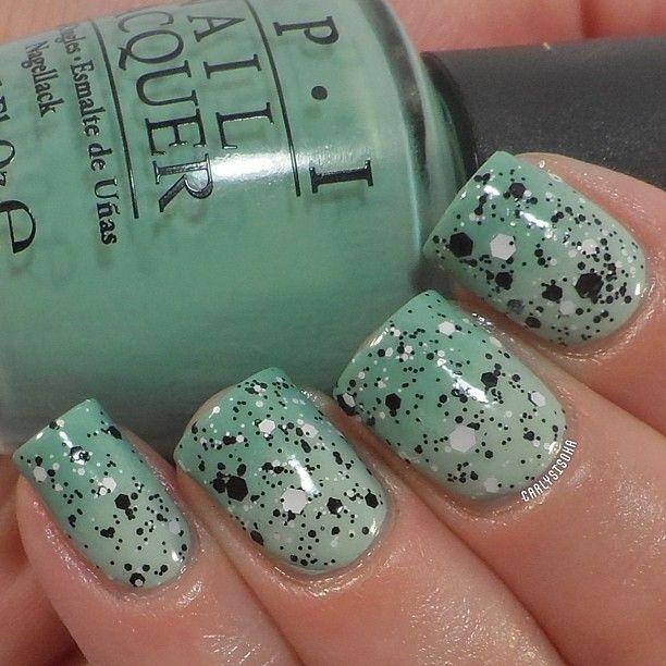 Instagram photo by carlysisoka #nail #nails #nailart | Nails ...