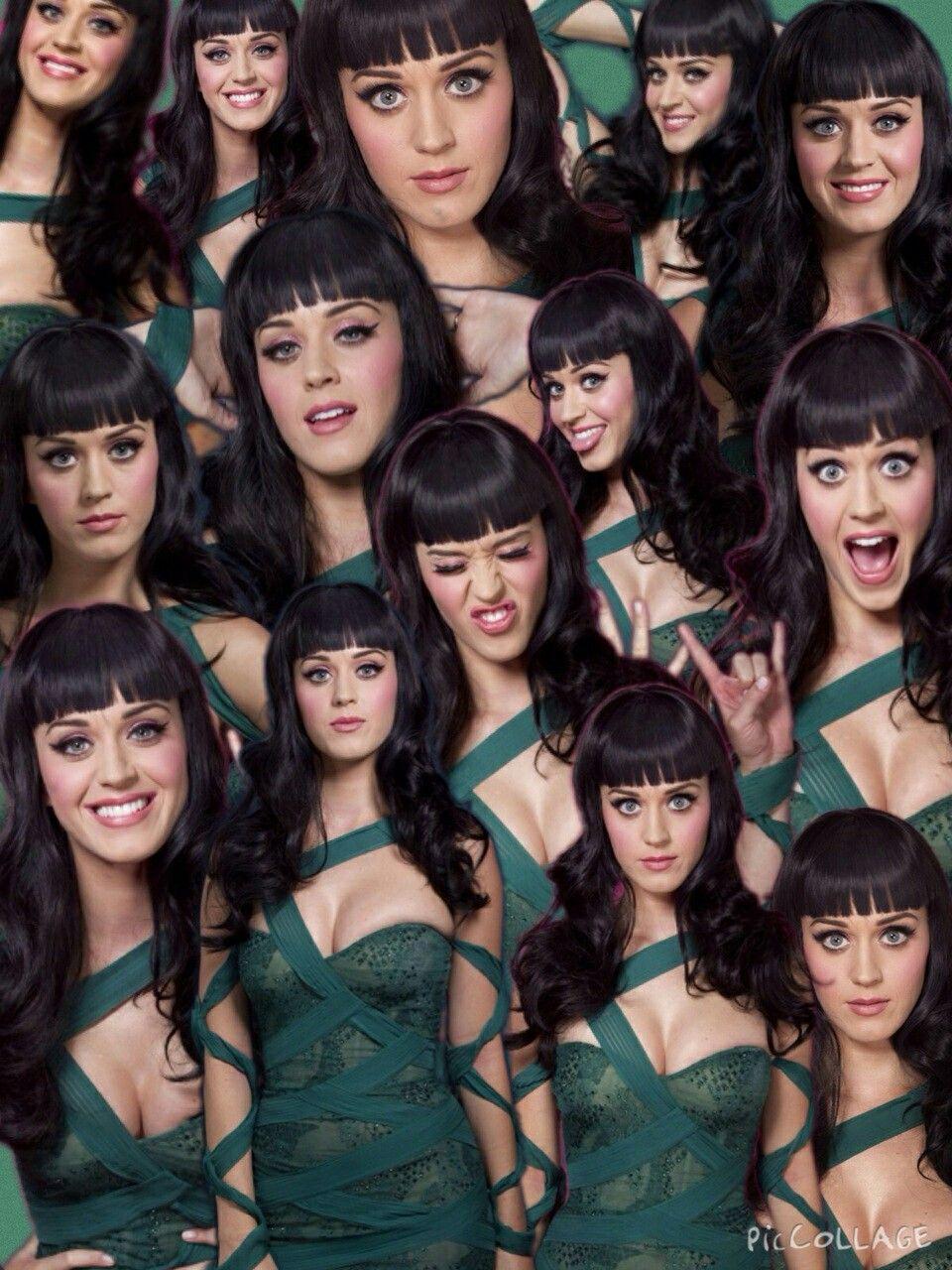 Um monte de Katy Perrys