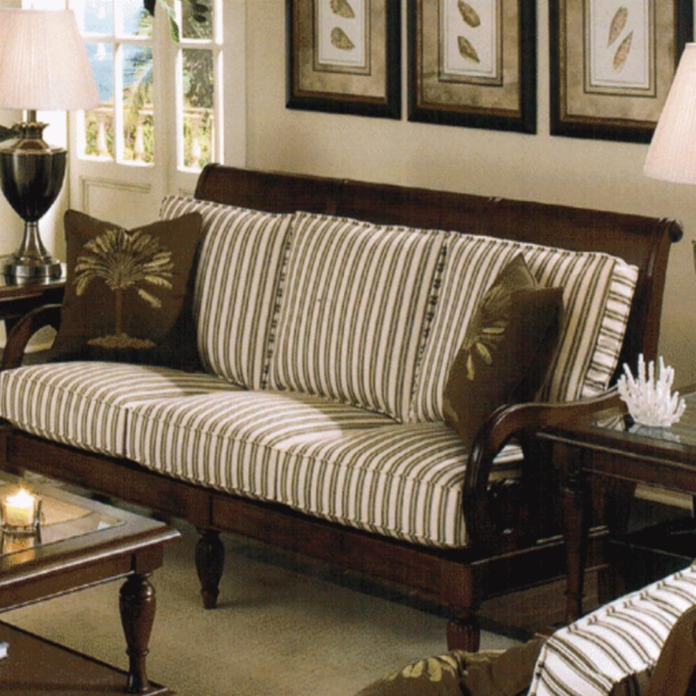 Grand View Sofa   Wooden sofa designs, Wooden sofa set ...