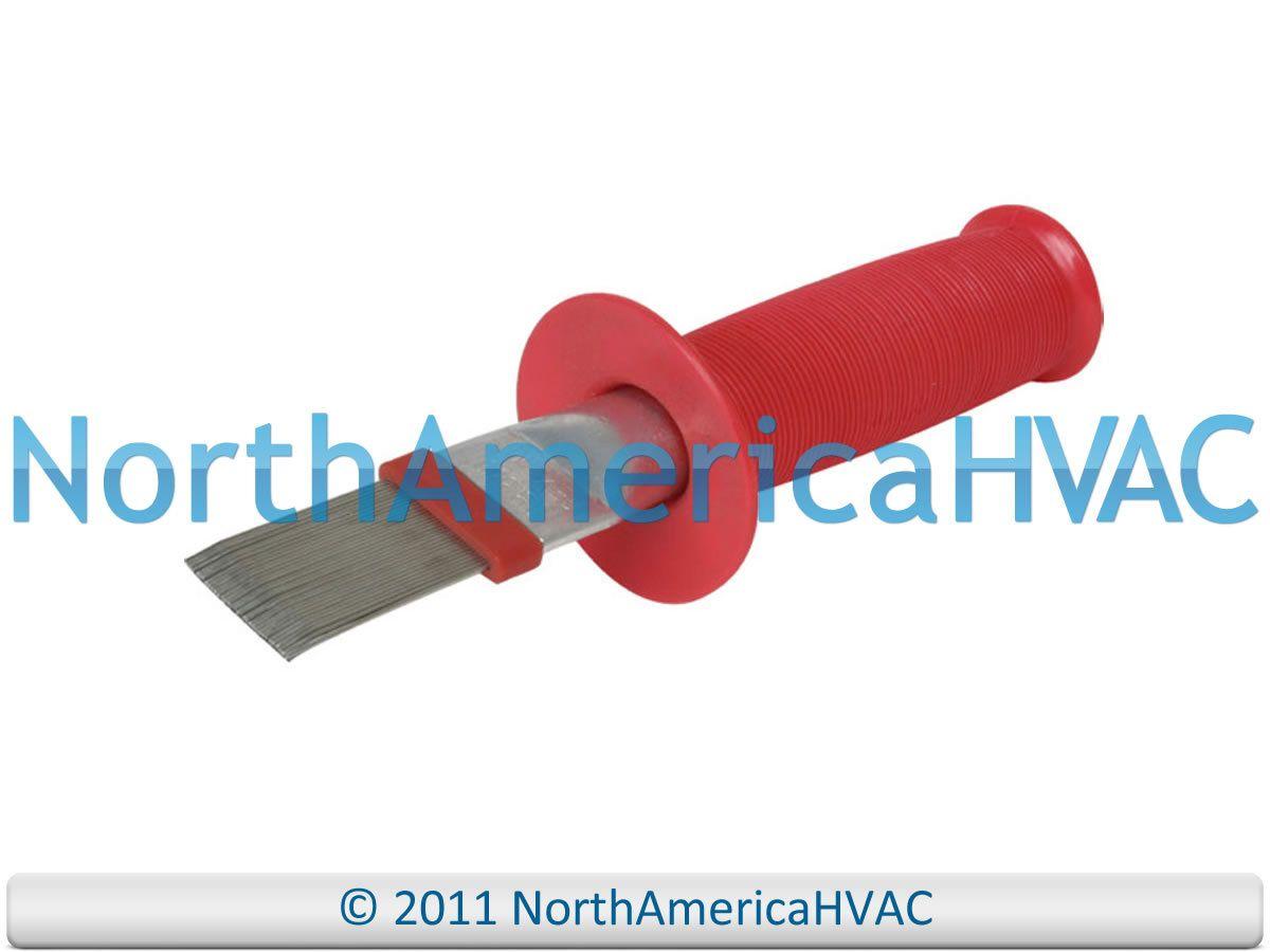 Universal Refrigeration Hvac Fin Condenser Coil Comb Brush Rake Supco Ufc1 Hvac Condensation Coil