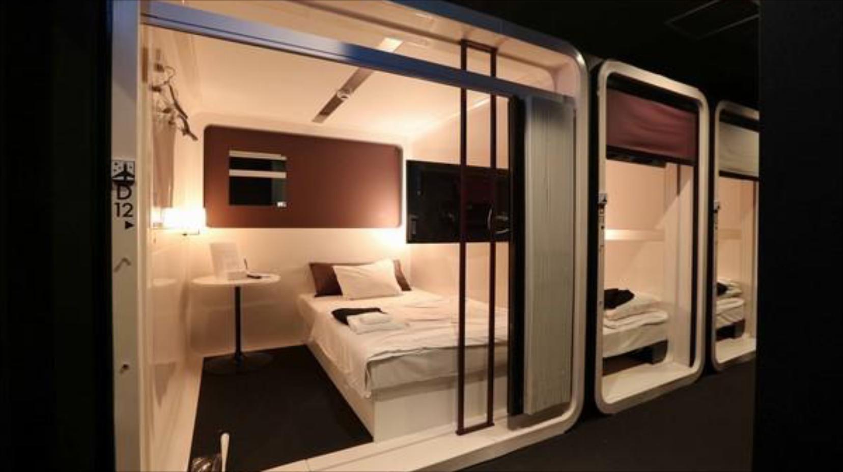 First Cabin Hakata in Fukuoka Room Deals, Photos