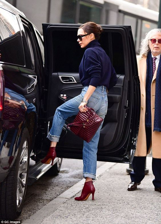 Photo of 28 Of The Best Victoria Beckham Outfits — WOAHSTYLE