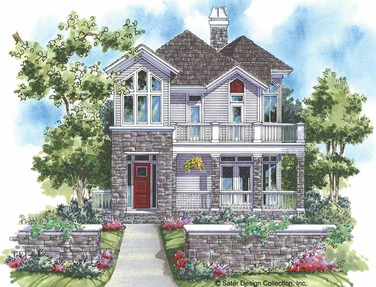 Country Style House Plan 3 Beds 2 5 Baths 2684 Sq Ft Plan 930 141 Dream House Plans House Plans Country Style House Plans