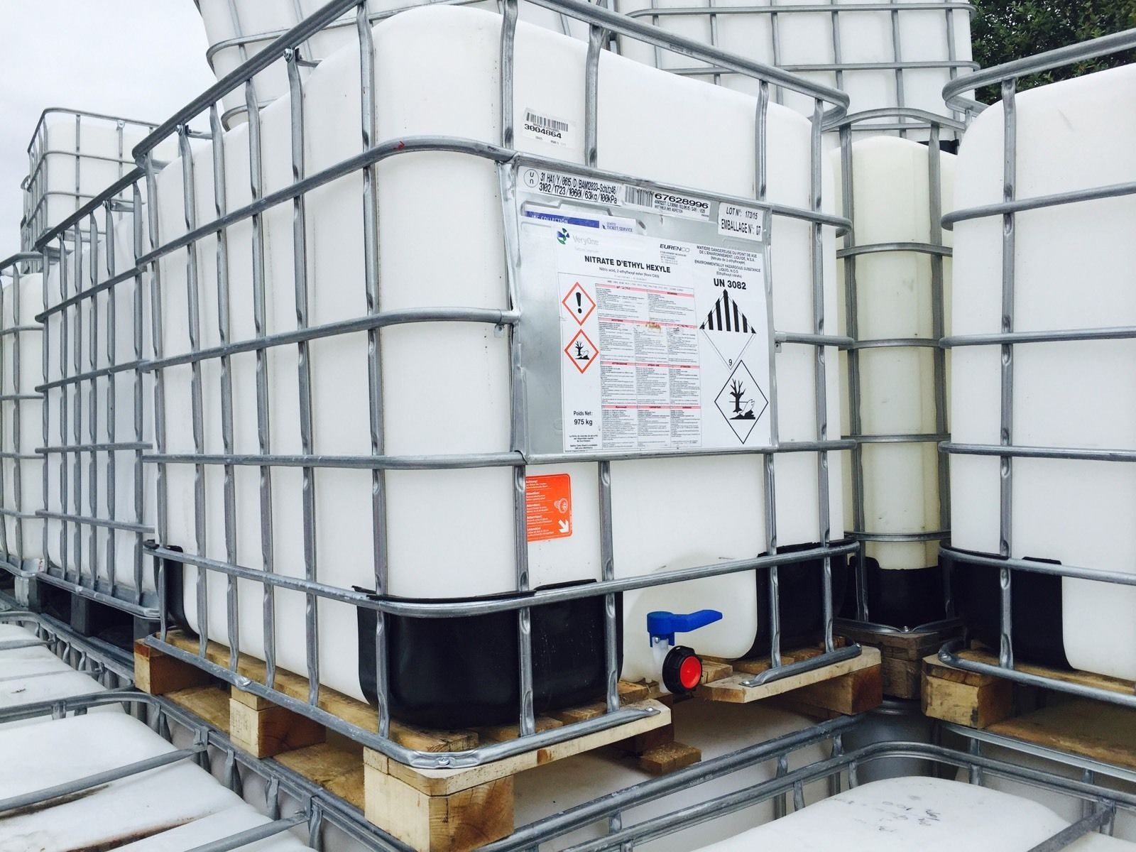IBC Water Tank Litre ibc Container Water Fuel Storage