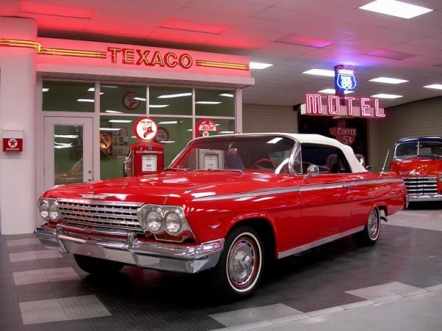 The Chevy Impala Was The Most Popular Car In 1962 Most Popular