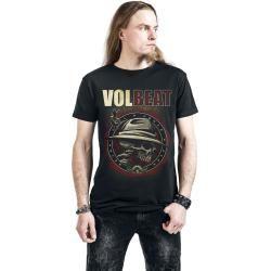 , Volbeat Beyond Hell & Herren-T-Shirt – schwarz – Offizielles Merchandise, My Tattoo Blog 2020, My Tattoo Blog 2020