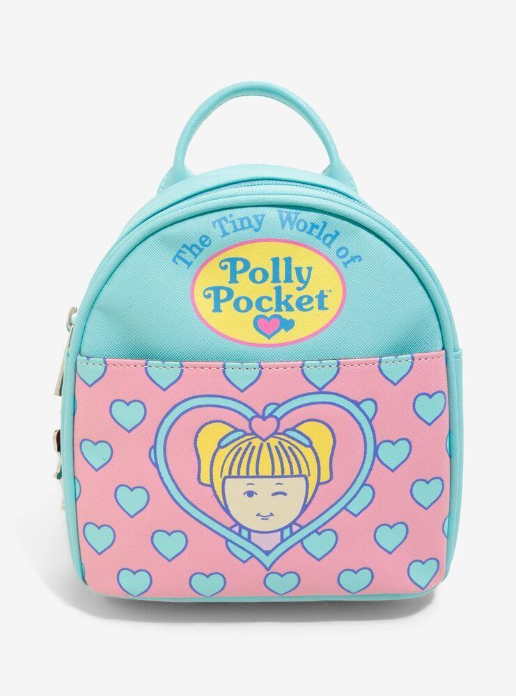 Polly Pocket The Tiny World Of Polly Pocket Mini Backpack NWT