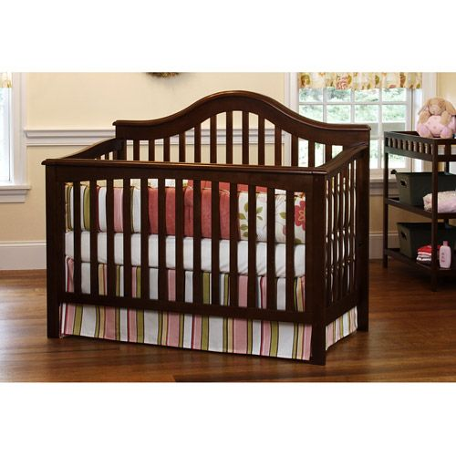 DaVinci Jayden 4-in-1 Convertible Crib black | Cribs | Baby Cribs ...