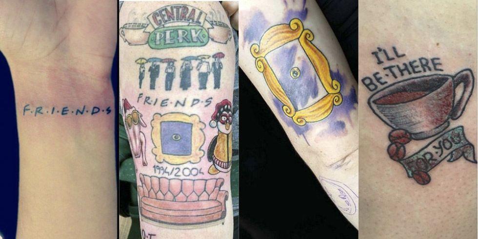 Friends Tattoos Tattoos Matching Friend Tattoos Friend Tattoos