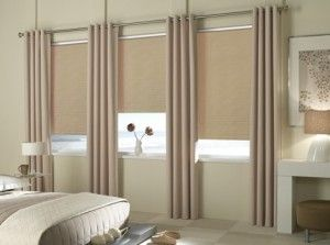 cortinas estores
