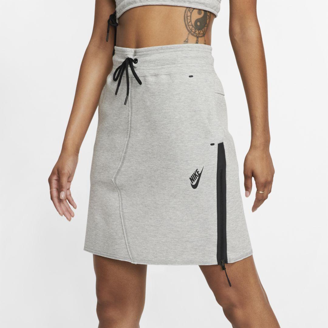 nike sweat-skirt girl