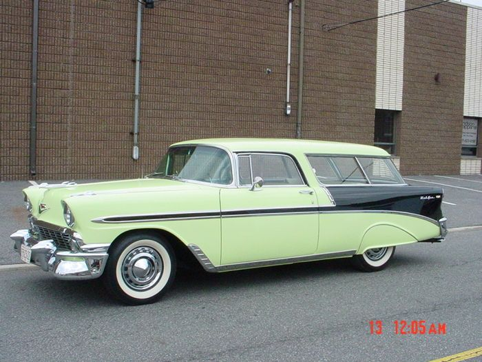1956 Chevrolet Nomad Bilar
