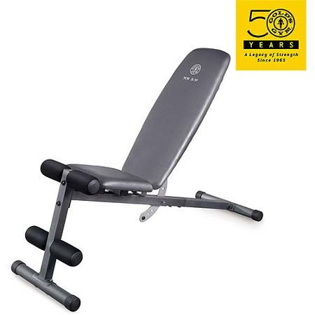 Gold S Gym Xr 5 9 Slant Bench Walmart Com Weight Benches At Home Gym Home Gym Exercises