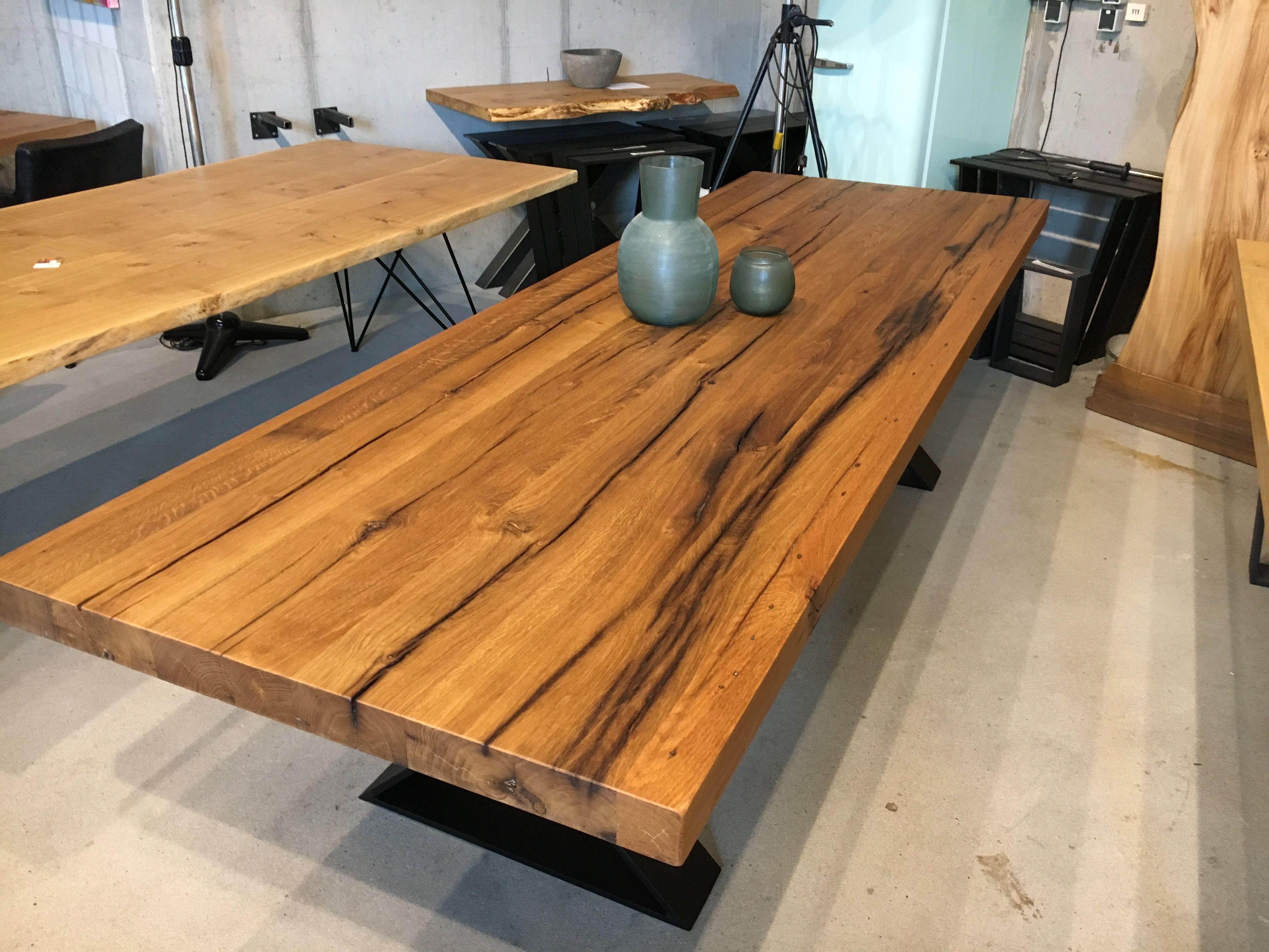 Esstisch Massivholztisch Holztisch Designtisch Esszimmer