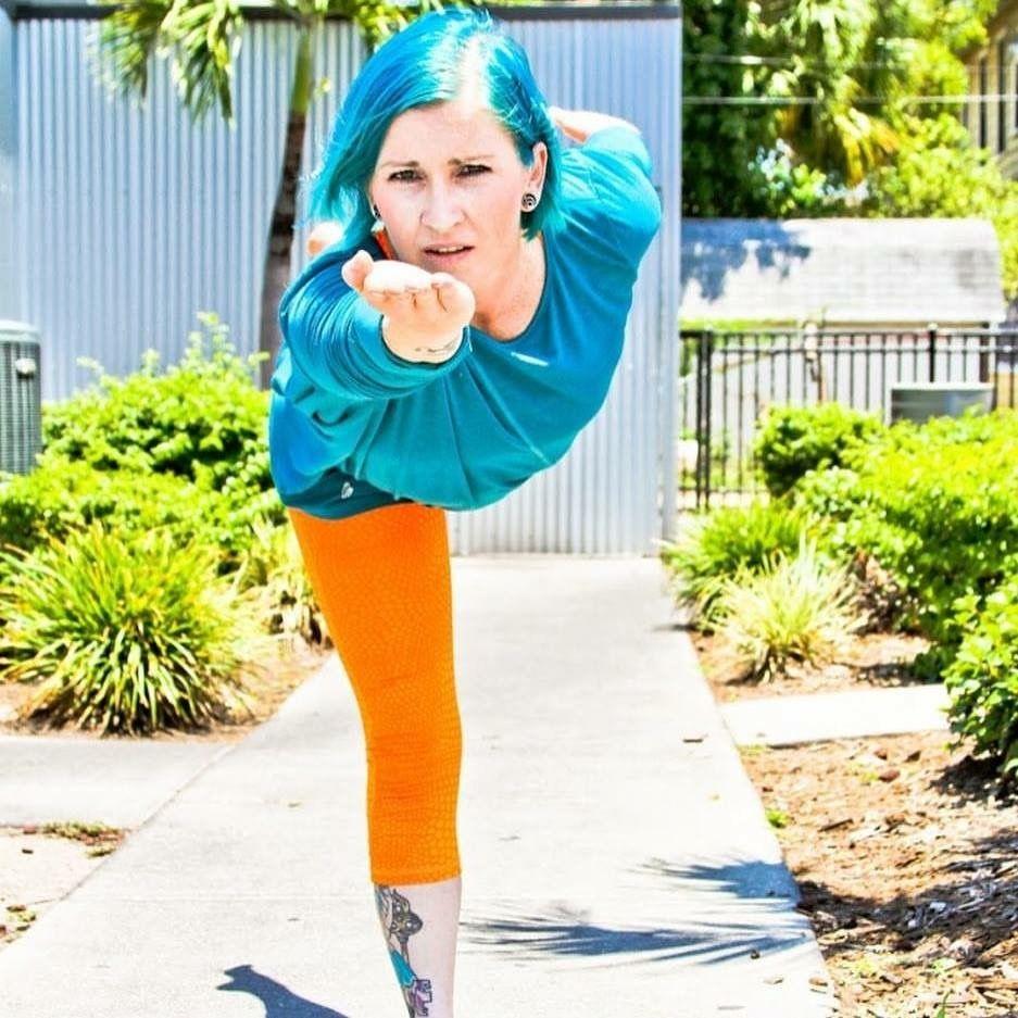 That Girl From Dunedin, Florida, Honeymoon Island, Boxing
