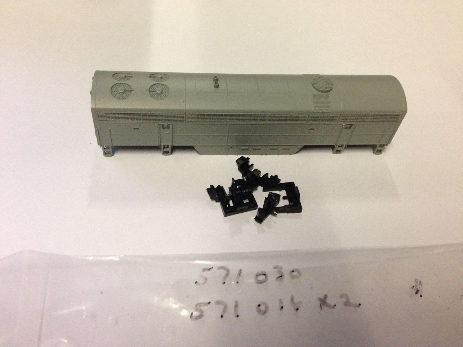 Parts and Spares 180254: Life-Like N-Scale - 571030 C-Liner