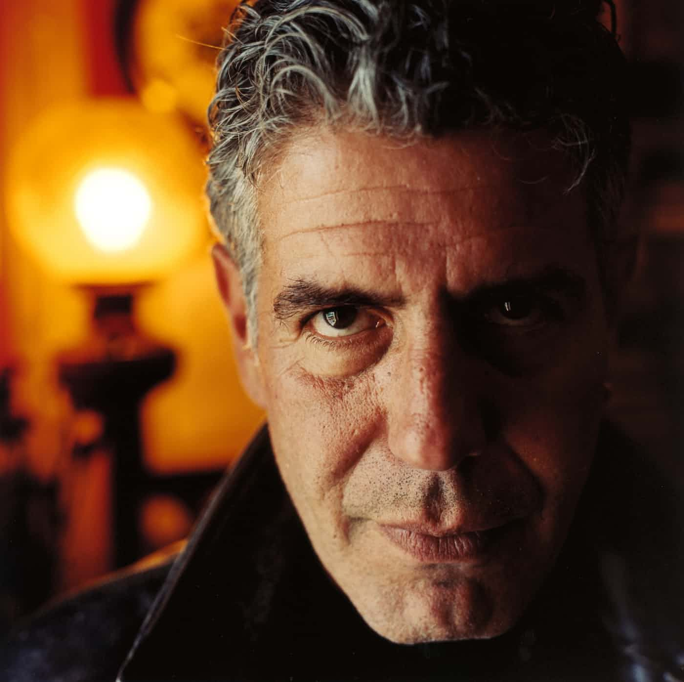 d377fd5371316 Anthony Bourdain – a life in pictures