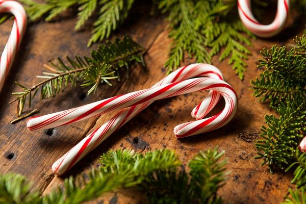 Festive Peppermint Candy Canes by Brent Hofacker on 500px