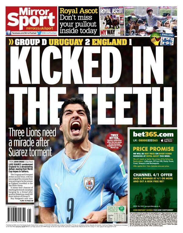 Twitter Sports Mirror Sport Soccer News