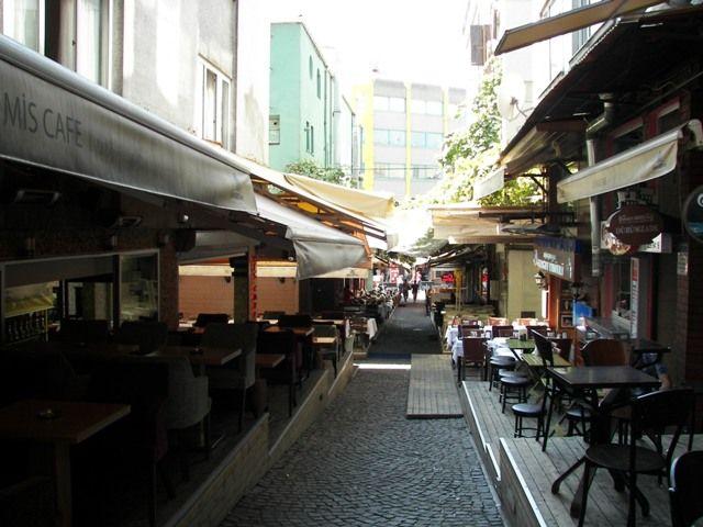Restaurantes de Besiktas #estambul #turquia