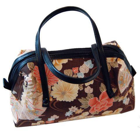 Pour Et Vintage Kimono Sac Style YukoMy Japonais SacTissu lFK1Jc