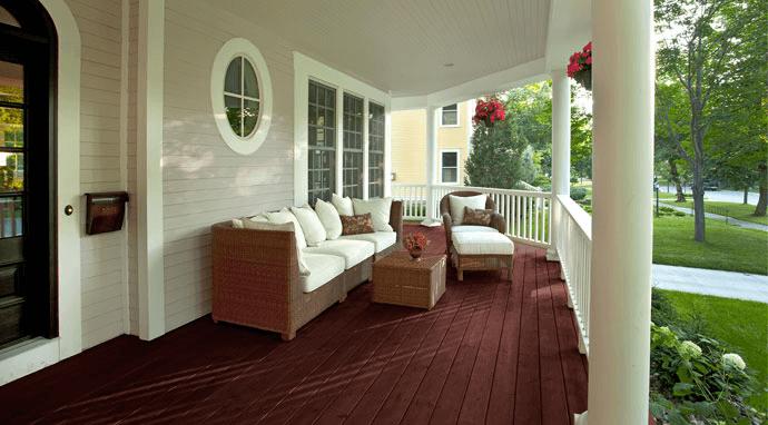 Porch Floor Paint Color Ideas