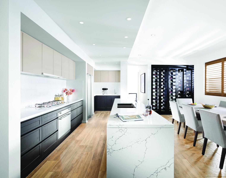 Maitland 30 || Clarendon Homes Kitchens | Flooring | Pinterest ...