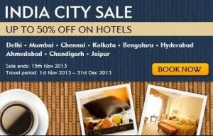 #Expedia 50% Off Discount Coupon on Indian Hotels Booking « Promo Codes, Discount Coupons